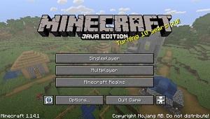 Minecraft Beta 1.4_01