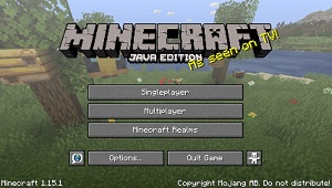Minecraft 1.15.1