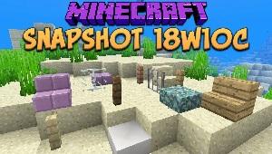 Minecraft 18w10c Download