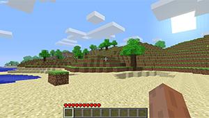 Minecraft Alpha v1.0.17_02