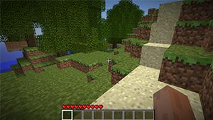 Minecraft Alpha v1.2.1
