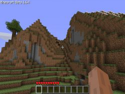 Minecraft Beta 1.6.4 Java Edition