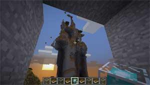 About Minecraft Beta 1.9-pre3
