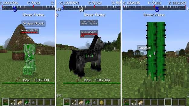 The Minecraft World