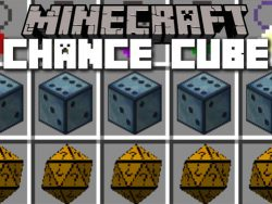 Minecraft Mods: Chance Cubes