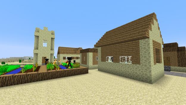 Minecraft Farlanders Mods