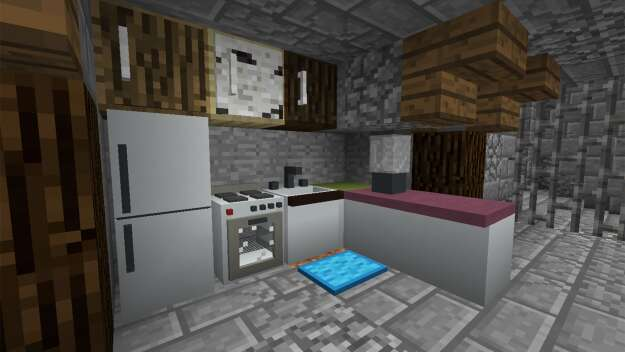 Download Minecraft Mods: Furniture-Mod For Free