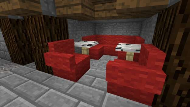 Minecraft Mods Furniture-Mod Supplies More Than 30 New Items