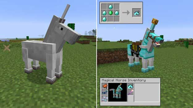 Minecraft Mods The Ultimate Unicorn Mod Free Download