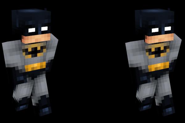 Minecraft Skins: Batman