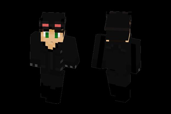 Minecraft Skins: Catwoman