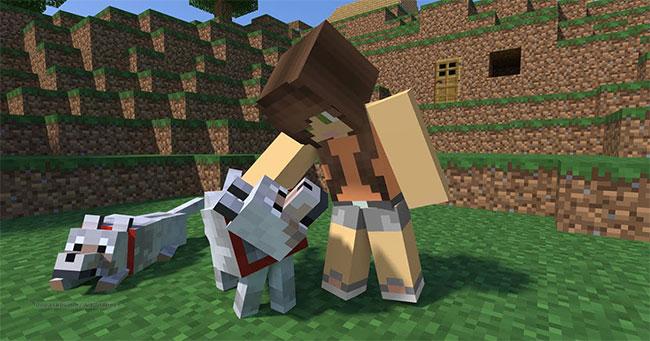 Download Minecraft Skins: Dark Green