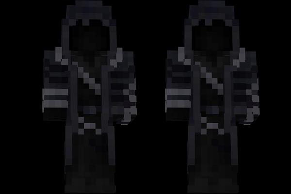 Minecraft Skins: Ghost Robes