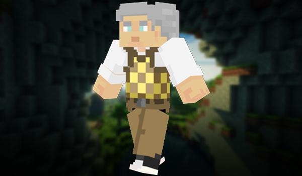 Minecraft Skins: Golfer