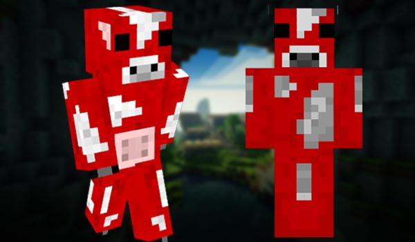 Minecraft Skins: Mooshroom