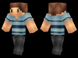 Minecraft Skins: Ordinary Guy Download