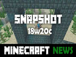 Minecraft 18w20c Download Free