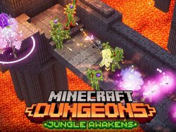 The Official Trailer of Minecraft Dungeons: Jungle Awakens